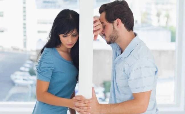 Расставание с партнером